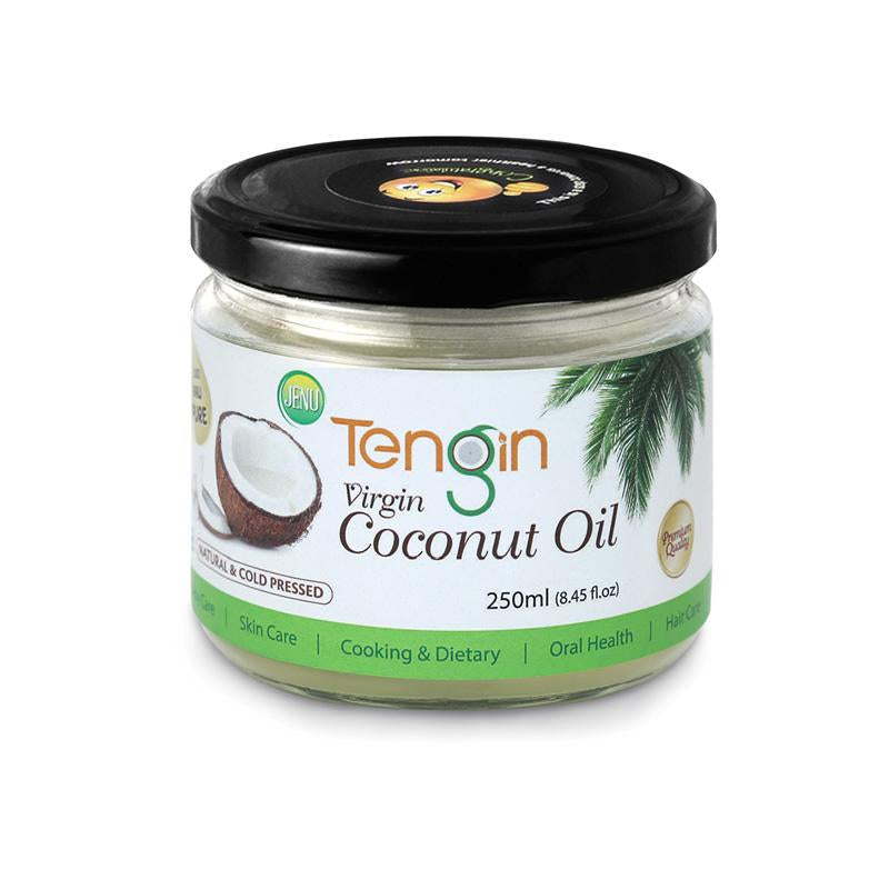 Cold-Pressed Virgin Coconut Oil - 250ml