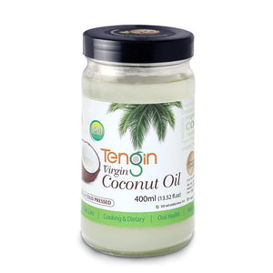Cold-Pressed Virgin Coconut Oil, 400ml
