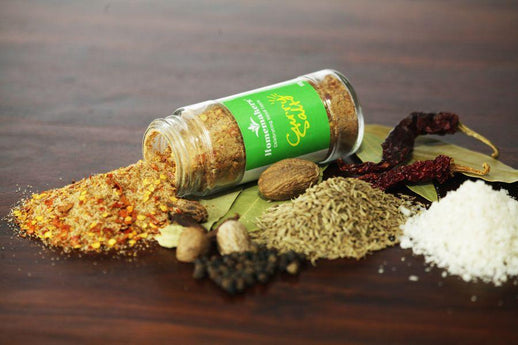 Combo Pack of Natural, Preservative-Free Salts - Red Chili