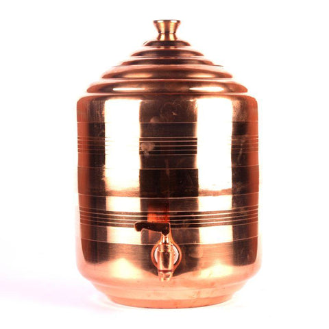 Copper Water Tank