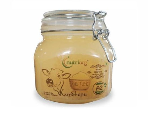 Desi Cow Ghee 700gm.