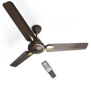 Energy Saving Ceiling Fan - 1200 mm, 3 Blade, Remote Controlled (Gorilla Efficio)