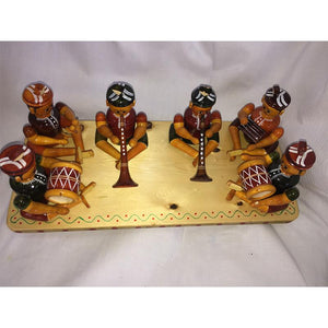 Wooden Sannai Set Crafted by Etikoppaka Artisans