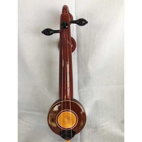 Wooden Toy Veena Crafted by Etikoppaka Artisans