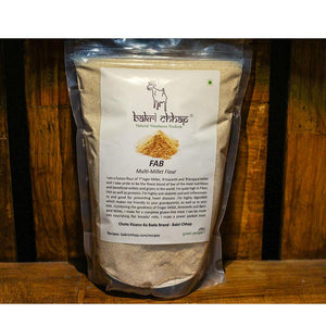 Organic Multi Millet Flour from the Himalayas, 500g