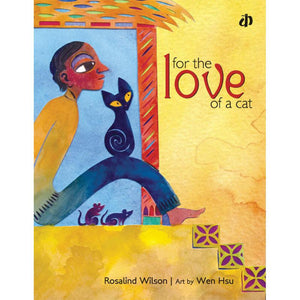 For The Love of a Cat - Children's Picture  Book