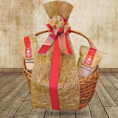 Festive Gift Hamper - Nuts and Snacks