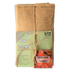 Grow Your Greens Kit: Tomato