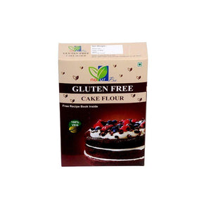 Gluten-Free, Eggless Cake Flour - Pack of 4, 240g each