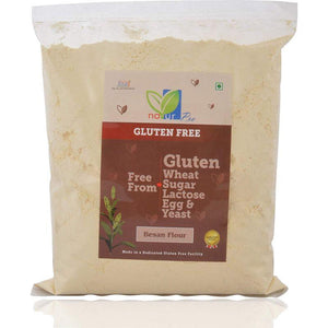 Gluten-Free Gram Flour (Besan) - Pack of 5, 320g each