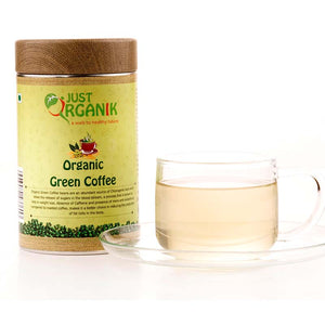 Organic Green Coffee, 225g