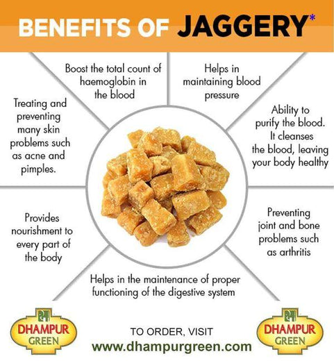 Chemical Free Jaggery ( Pack of 10 ), 220 g