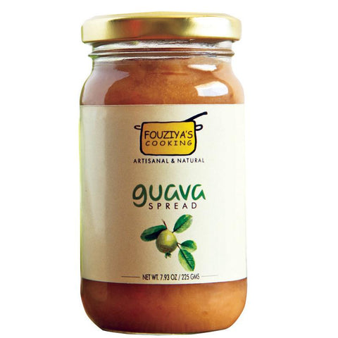 Natural, Handmade Guava Spread, 225g