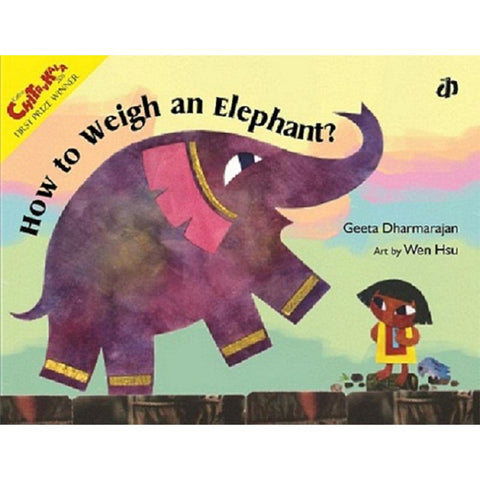 How to Weigh an Elephant - Children's Picture Book