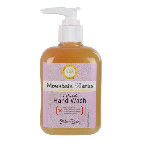 Natural Plant-Based Hand Wash, 250ml