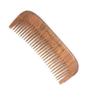 Handcrafted Wooden Untangle Comb (Pack of 2)
