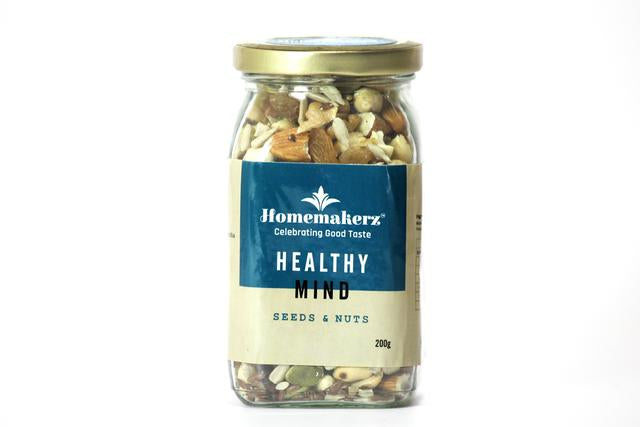 Healthy Mind Seeds & Nuts Mix,  200g