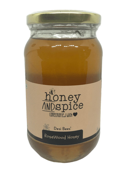 Honey and Spice Rosewood Honey