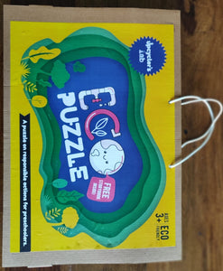 Eco Puzzle Board Game