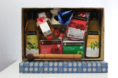 Soulflower His And Hers Gift Hamper