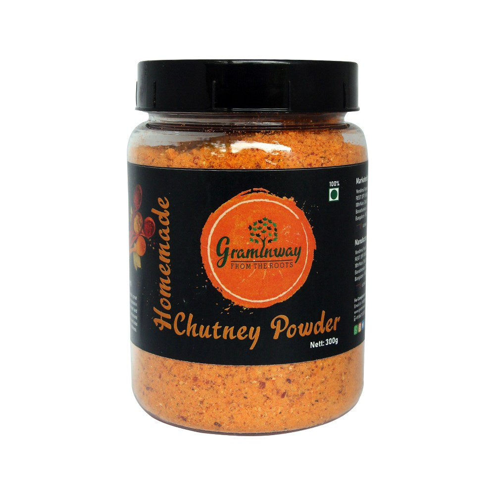 Homemade Chutney Powder, 200gms