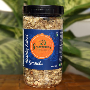 Healthy Salted Granola, 300gms