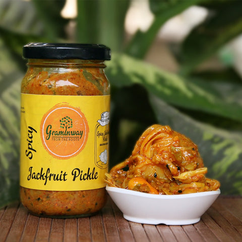 Spicy Jackfruit Pickle, 200gms