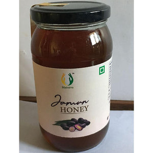 Raw, Natural Jamun Honey, 500g