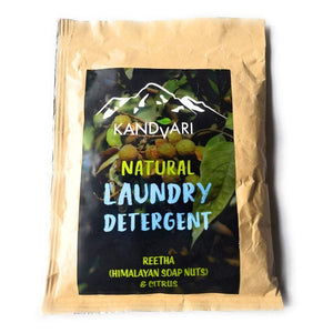 Hypoallergenic Natural Laundry Detergent (Pack of 2), 400g