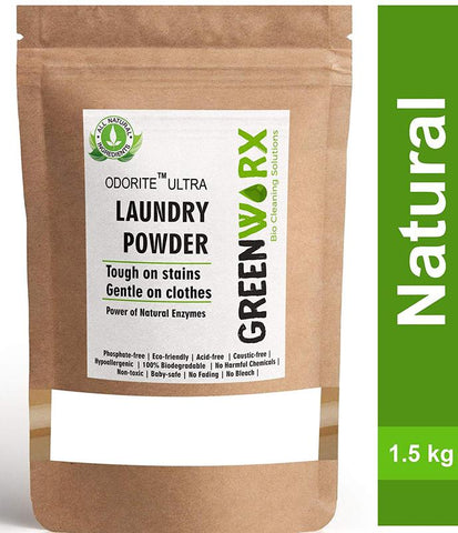 Citrus Laundry Powder, 1.5Kg