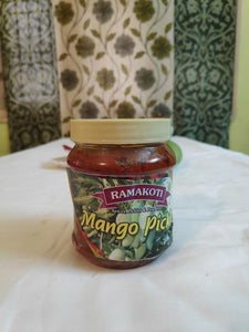 Mango- Avakai Pickle with Ground nut oil