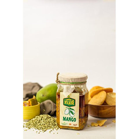 Mango Pickle, 400g