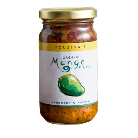 Natural, Handmade Mango Pickle, 200g