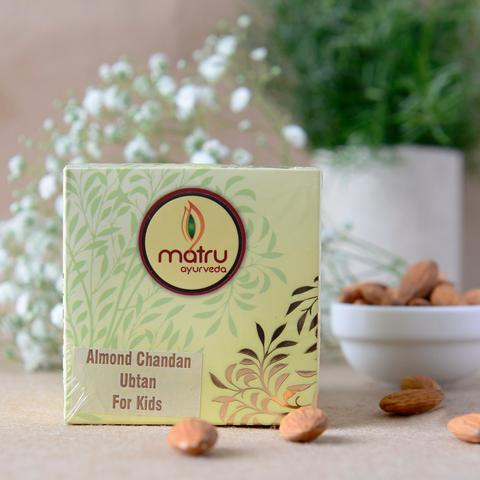 Almond Chandan Ubtan For Kids