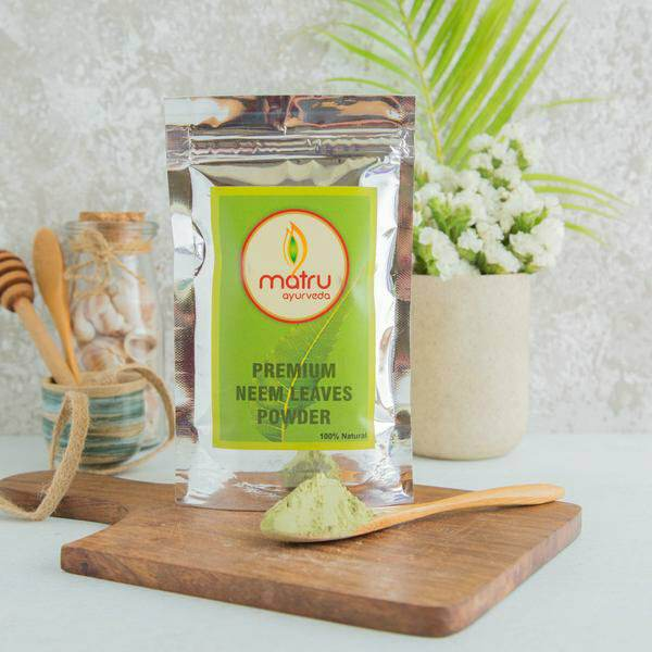 Premium Neem Leaves Powder