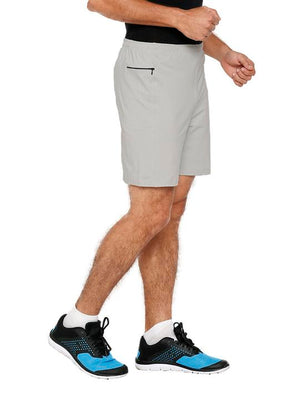 Men's Active Bamboo Shorts - Harbour Mist
