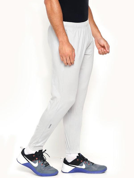 Men's Ankle Length Bamboo Joggers - Harbour Mist (AMFJ001M)