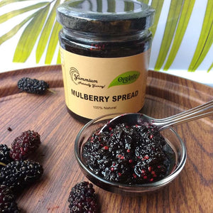 Mulberry Spread - 100% Natural
