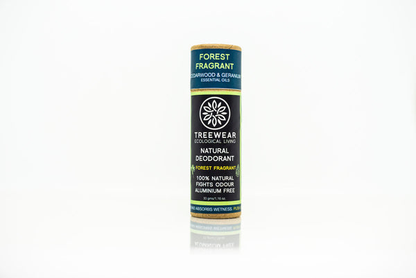 Natural Deodorant Stick - Forest Fragrant