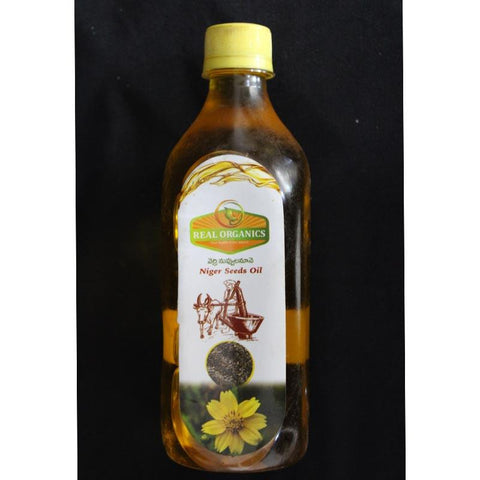 Natural Niger Seed Oil, 500ml