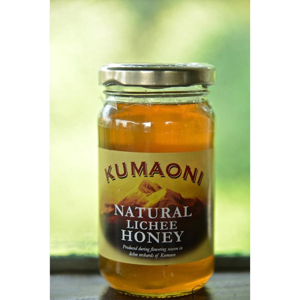 Natural Lichee Honey, 500g