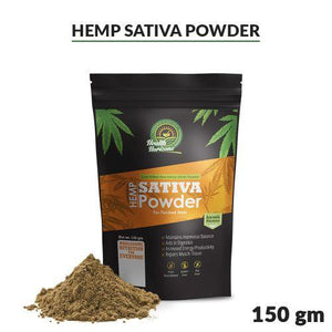 Natural Sativa (Hemp) Powder, 150g