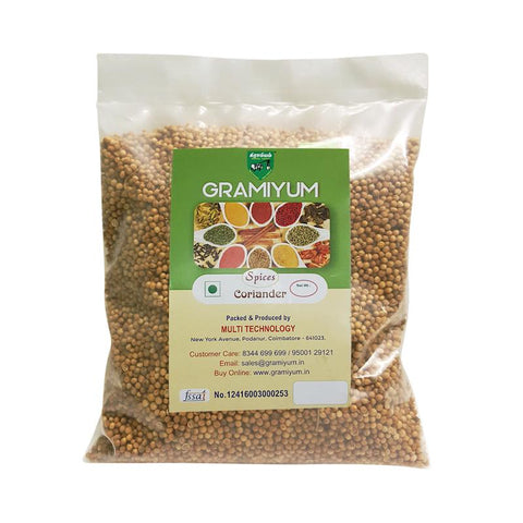 Naturally Grown, Pesticide-Free Country Coriander Seeds, 250g