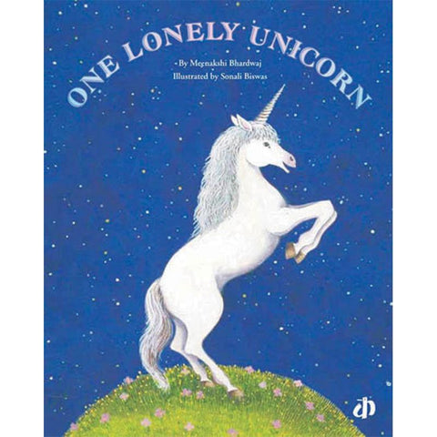 One Lonely Unicorn - Children's Picture Book