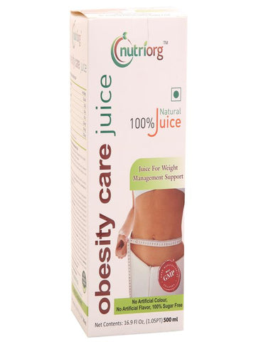 Obesity Juice 500ml.