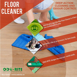 Natural Floor Cleaner - 500ml