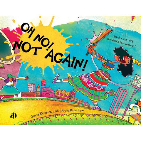 Oh No! Not Again! - Children's Picture Book