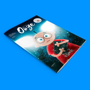 Ooze - Children's book for Battery Awareness