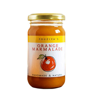 Natural, Handmade Orange Marmalade, 225g