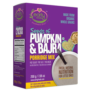 Bajra and Pumpkin Seeds Porridge Mix, 200g